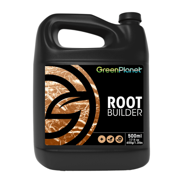 Green Planet Root Builder